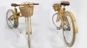Producent drzwi tworzy jednoślady. Drewniane rowery z Białorusi