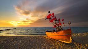 Raport Onetu: najlepsze plaże w Polsce 2018