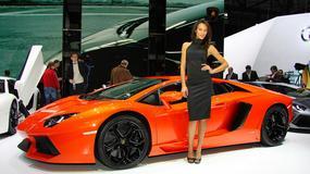 Lambo Aventador LP 700-4 z krainy marzeń