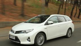 Toyota Auris Hybrid TS – powrót ze zdwojoną siłą