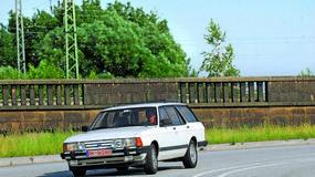 Ford Granada - niepopularny wielkolud
