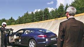 Porsche Panamera 4S: pogromca klasy biznes