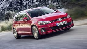 Volkswagen Golf GTI Performance na start