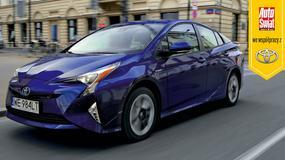 Toyota Prius 1.8 Hybrid - pozytywnie zaskakuje