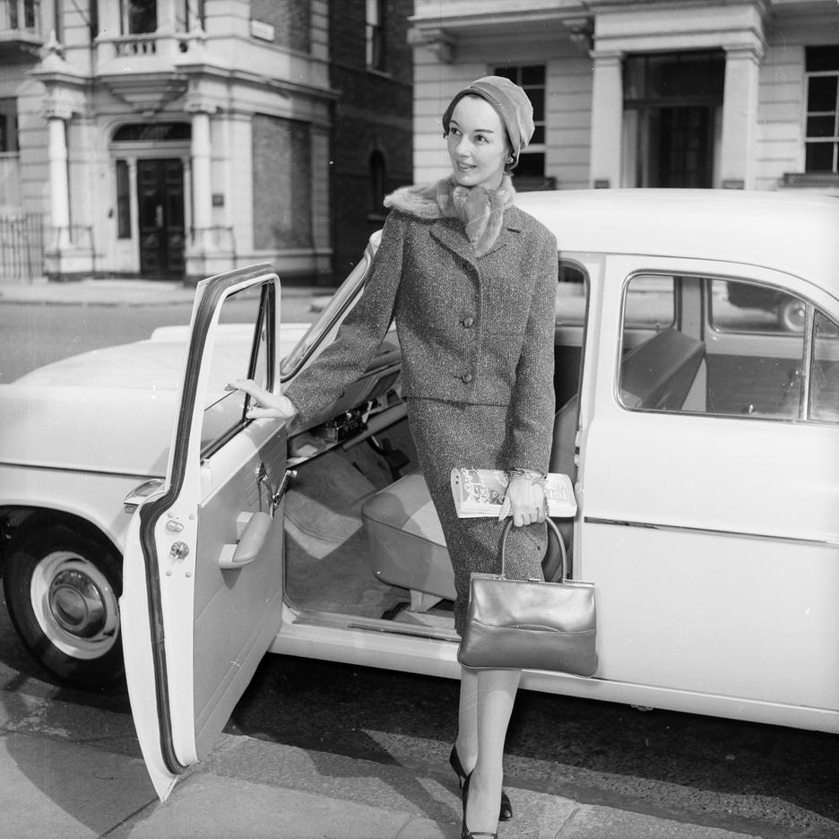 Moda lat 50.