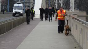 Poznań: szukali Ewy Tylman z wykorzystaniem psów tropiących