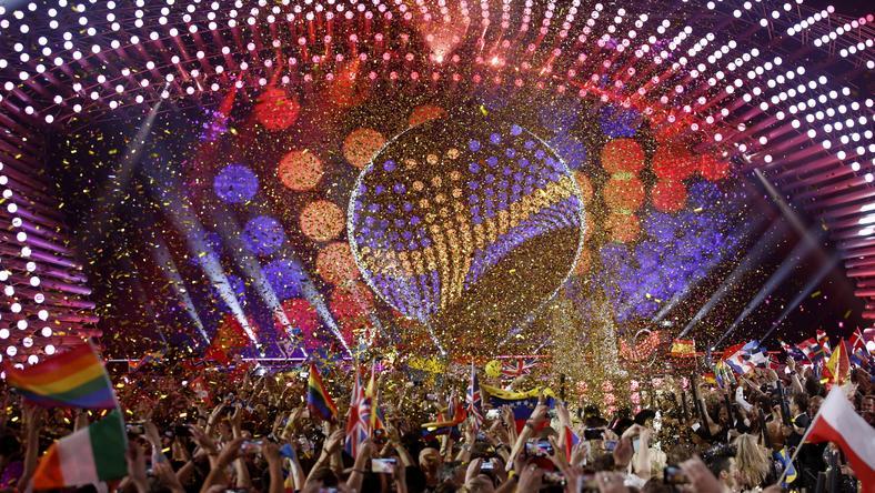Minden eurovíziós gála elképesztően látványos /Fotó: AFP