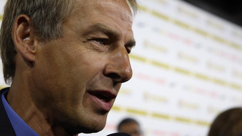 Klinsmann árulja villáját /Fotó: AFP