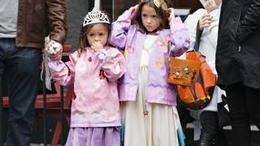 Matt Damon z córkami