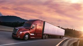 Freightliner Cascadia - zaawansowana ciężarówka