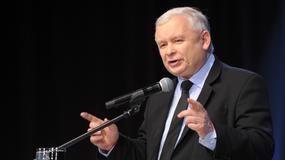 Jarosław Kaczyński o sprawie Wałęsy: przypuszczenia mam daleko idące