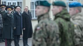Spotkanie brygady Litewsko-Polsko-Ukraińskiej w Lublinie