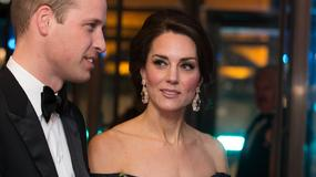 BAFTA 2017: Księżna Kate zadała szyku na rozdaniu nagród. Jak wyglądała?