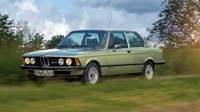 Z gaźnikiem taniej, a i tak jest frajda - BMW serii 3 E21