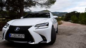 Lexus GS 450h - nowa twarz ekologii… dosłownie! (pierwsza jazda)
