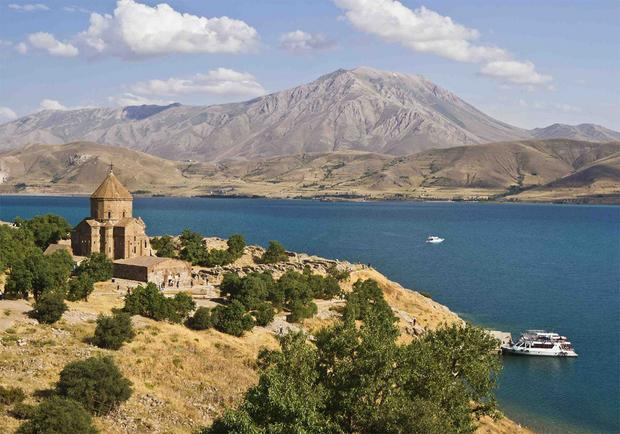 Jezioro Van. Najpiękniejsze miejsca Turcji