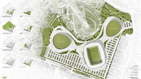 Jak będzie wyglądał Zagłębowski Park Sportowy? Zobacz wizualizacje!