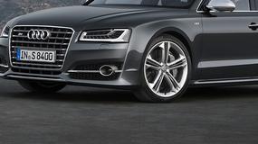 Facelifting Audi A8/S8: na potrzeby konkurencji?