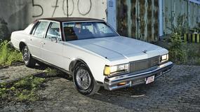 Amerykanin dla każdego - Chevrolet Caprice Classic
