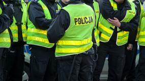 Strażacy i policjanci szukają mieszkańca Nowego Bystrego