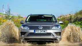 Test VW Touareg - drobna kosmetyka
