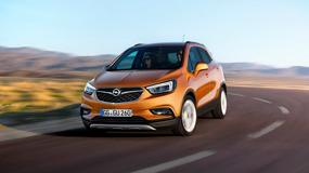 Opel Mokka X ujawniony