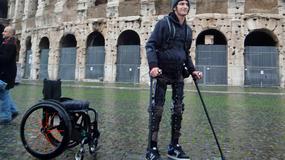 Phoenix - lekki i tani egzoszkielet dla niepełnosprawnych