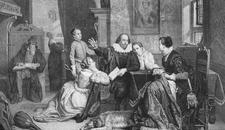 UPOZNAJTE ŠEKSPIROVE Zločini, ambicije i svadbe na brzinu deo porodične istorije slavnog pisca