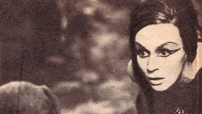 Psota Irént nem tartották kimondottan szép nőnek, ám mégis lenyűgözte a férfiakat