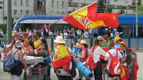 ŚDM 2016: Exodus pielgrzymów z Krakowa. Komunikacja zbiorowa robi co może