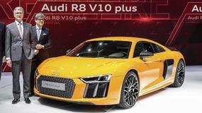 Audi R8: nowy model w znanym opakowaniu