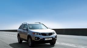 Kia Sorento: Nowoczesny SUV - Pierwsza jazda
