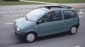 Z archiwum Auto Świata - jednobryłowe Renault Twingo