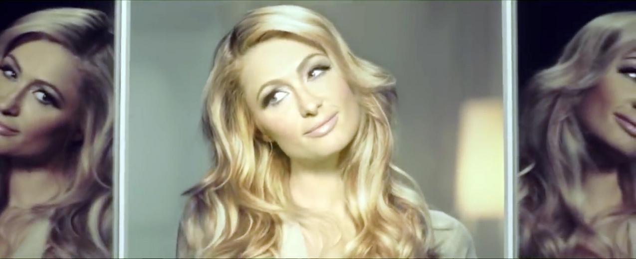 Paris Hilton w reklamie Lidla