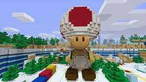 Minecraft na Wii U dostanie pakiet Mario