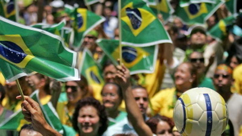 Brazylia przed mundialem