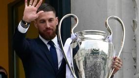 Sergio Ramos uniknął wpadki