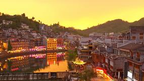 Fenghuang - starożytne chińskie miasto