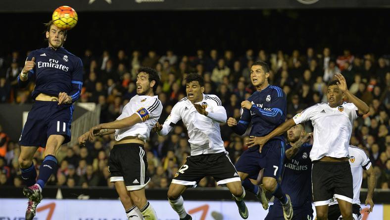 Bale fejesgólja végül nem ért győzelmet / Fotó: AFP