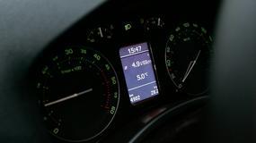 4,2 l/100km w Octavii TDI