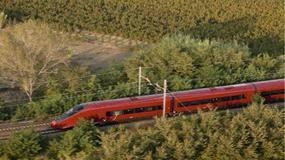 Włosi będą wkrótce podróżować Italo