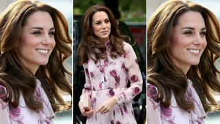 Best Look: Kate Middleton w sukience Kate Spade