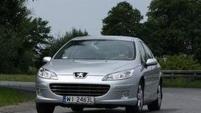 Peugeot 407 2.0 HDI: Limitowany ma więcej