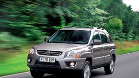 Hyundai Tucson i Kia Sportage II: rodzeństwo z ambicjami