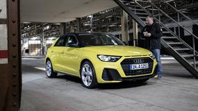 Audi A1 – maluch idealny na dłuższe podróże