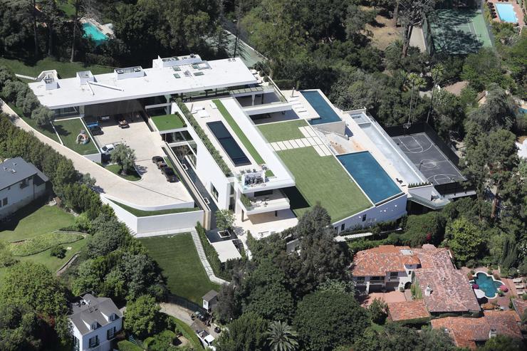 A villa 88 millió dollárt ér/ Fotó: Northfoto