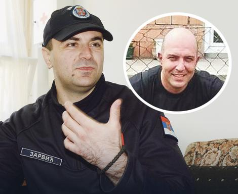Uspeli da spreče tragediju: Zoran Zarvić i njegov kolega Ljubomir Batas
