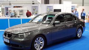 Nieoznakowane BMW serii 5