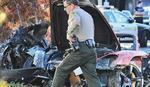 Kao eksplozija bombe: Objavljen snimak udesa u kojem je poginuo Pol Voker
