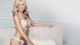 42-letnia Heidi Klum w kampanii bielizny